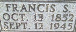 """Francis Susan """"Fanny"""" <I>Parks</I> Akes"""