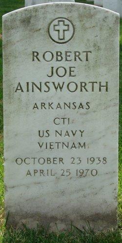 Robert Joe Ainsworth