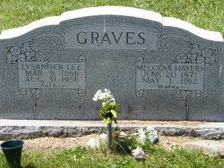 Lysander Lee Graves