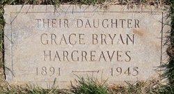 Grace Dexter <I>Bryan</I> Hargreaves