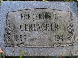Frederick G Gerlacher, Sr