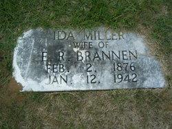 Ida <I>Miller</I> Brannen