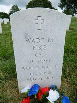 Wade M Fike