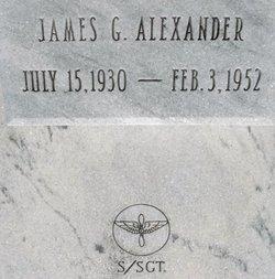 James Glisson Alexander
