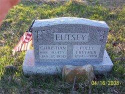 """Mary Magdalena """"Polly"""" <I>Freymeyer</I> Eutsey"""