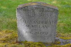 Alexander J McMillan
