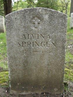 Alvina <I>Mueller</I> Springen