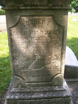 Luther S Baker