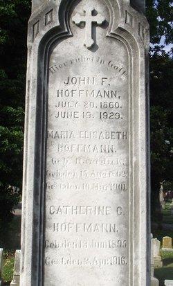 Catherine C Hoffmann