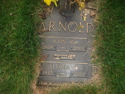 """John M. """"Jack"""" Arnold"""