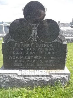 Ada M <I>Cook</I> Cotner