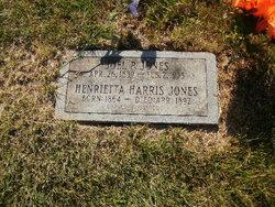 Henrietta Harris Jones