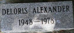 Deloris Alexander