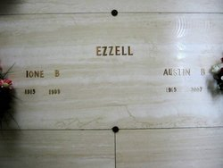 Ione B Ezzell