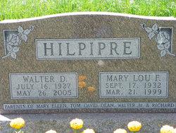 Mary Lou Faye <I>Keller</I> Hilpipre