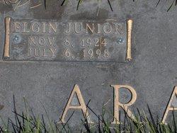 "Elgin Junior ""EJ"" Arave"