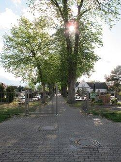 Alter Friedhof an der Bahnhofstrasse