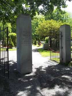 Spanish and Portuguese Congregation Cemetery