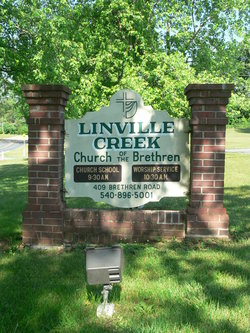 Linville Creek Church of the Brethren Cemetery