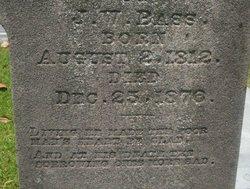 Capt James W. Bass