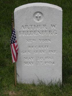 Arthur Willard Fredenburg