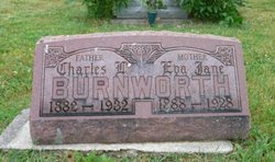Eva Jane <I>Ervin</I> Burnworth