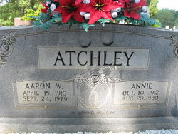 Aaron W Atchley