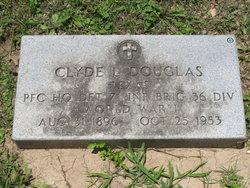 Clyde L Douglas