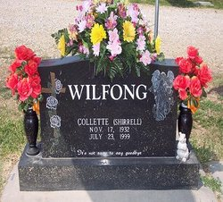 Collette <I>Shirrell</I> Wilfong