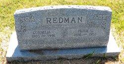 """Peter Clarence """"P.C."""" Redman"""