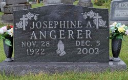 Josephine Anna Angerer