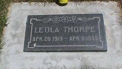 Leola Thorpe
