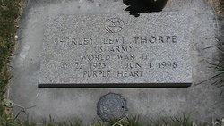 Shirley Levi Thorpe