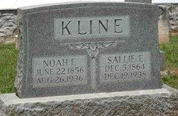 Sallie E <I>Racer</I> Kline