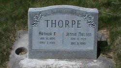 Arthur Franklin Thorpe