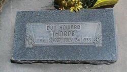 Don Howard Thorpe
