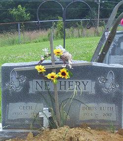 Doris Ruth <I>Brown</I> Nethery