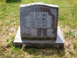 Daisy Lee Hackler