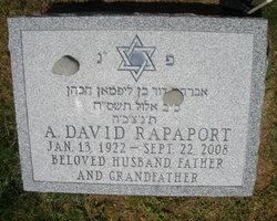 A. David Rapaport