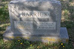 Enoch Elliott Barrick