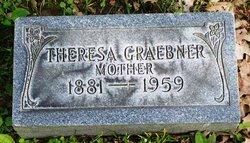Theresa <I>Markus</I> Graebner