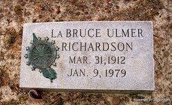 """Janette LaBruce """"LaBruce"""" <I>Ulmer</I> Richardson"""