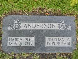 """Harry """"Pop"""" Anderson"""