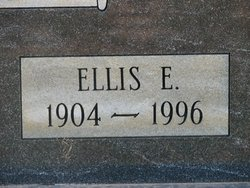 Ellis Elwell Alford