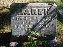 Harriet Augusta <I>Houghwot</I> Marsh