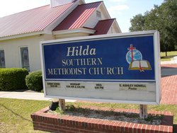 Hilda Southern Methodist Church Cemetery