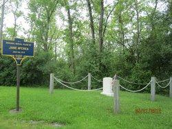 Jane McCrea First Burial Ground