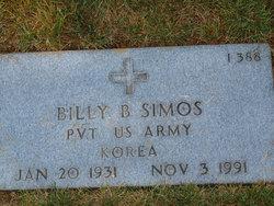 Billy Basil Simos