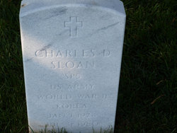 Charles D Sloan