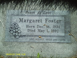 Margaret Docherty <I>Bamberry</I> Foster